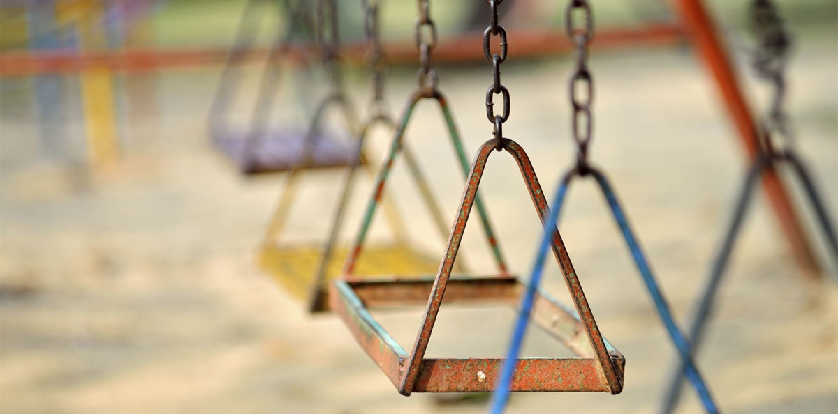 Photo Dangerous levels of lead found in Children's Playgrounds